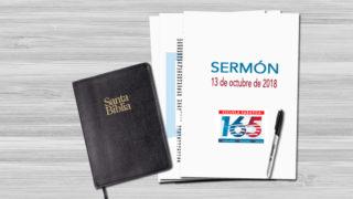Sermón sugerente: 165 años de la Escuela Sabática