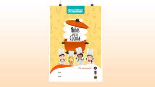 Afiche: Escuela Cristiana de Vacaciones 2019