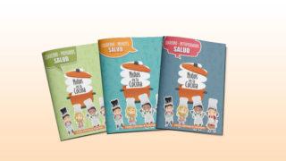 Cuaderno Actividades-Salud: Escuela Cristiana de Vacaciones 2019