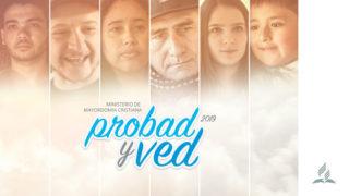 Videos <b>Junio</b> –  Probad y Ved 2019