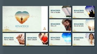 Sermones PPT: Renacidos – Semana Santa 2019