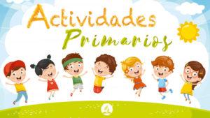 Primarios – 11 de mayo 2019 – Auxiliar de Escuela Sabática