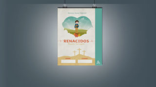 Afiche: Renacidos | Semana Santa Infantil 2019