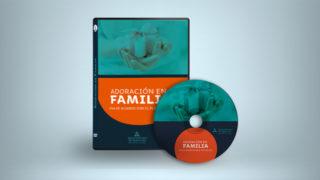 Label DVD: Adoración en Familia 2019