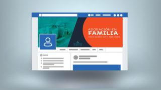 Banner Web: Adoración en Familia 2019