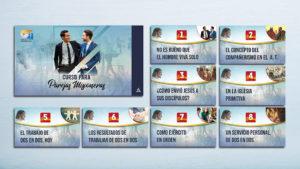 PPTs: 8 Lecciones del curso Parejas Misioneras 2019