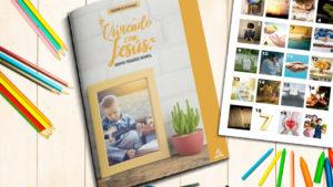 Cuaderno de actividades: Viviendo con Jesús   GP – Niños