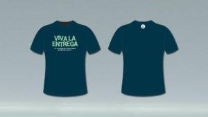 Camiseta: VIVA LA ENTREGA | Impacto Esperanza 2019
