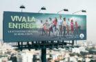Outdoor: VIVA LA ENTREGA | Impacto Esperanza 2019