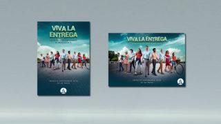 Concepto: VIVA LA ENTREGA | Impacto Esperanza 2019