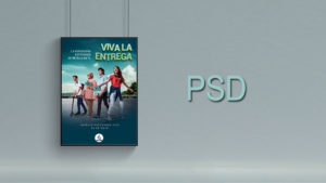 PSD afiche | Impacto Esperanza 2019