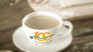 Logo 100 años | Ministerio de la Familia