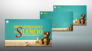 Fondos p/ Slides: Rompiendo el Silencio 2019