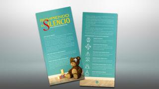 Flyer: Rompiendo el Silencio 2019