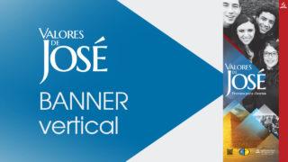 Banner – Valores de José