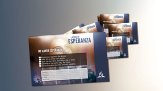 Tarjetas de llamado: Semana de la Esperanza