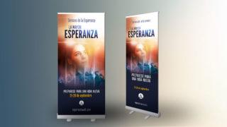 Banners:  Semana de la Esperanza