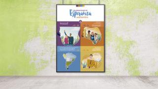 Afiche: Celebraciones de Esperanza