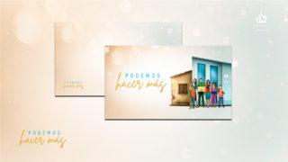 Fondos PPT: Más amor en Navidad |  2019