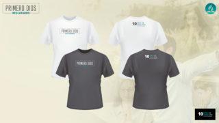 Camiseta: 10 Días de Oración 2020