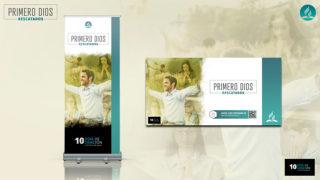 Banners: 10 Días de Oración 2020