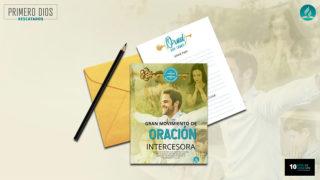 Tarjeta Oración: 10 Días de Oración 2020