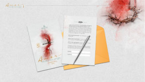 Invitación: Amor escrito con sangre| Semana Santa 2020