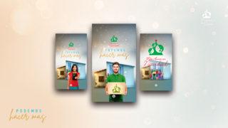 Redes Sociales: Mas amor em Navidad |  2019