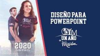 Diseño para PPT – Un Año en Misión