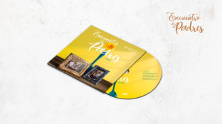 Etiqueta y Sobre para DVD | Encuentro de Padres 2020