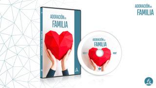 Etiqueta y Tapa DVD | Adoración en Familia 2020