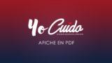 PDF – Afiche Día Mundial del Joven Adventista 2020