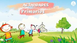 Primarios – 31 de Octubre de 2020 – Auxiliar de Escuela Sabática