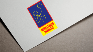 Logomarca: Ministerio Infantil