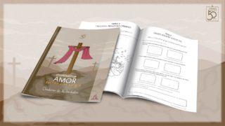 Cuaderno Actividades | Semana Santa Infantil 2020