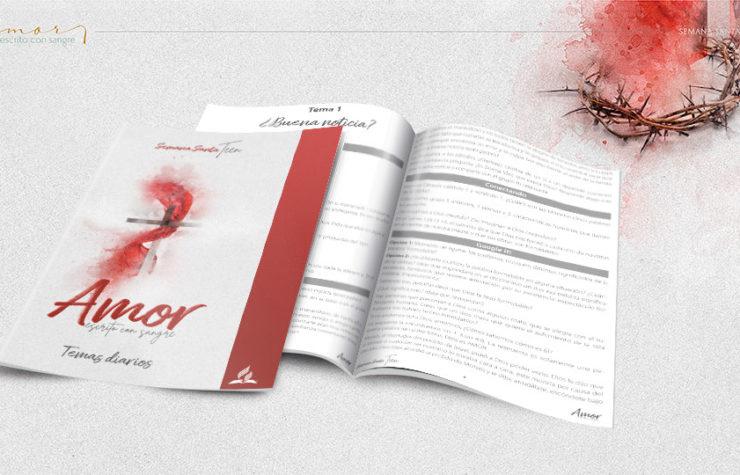 Libreto Teen| Semana Santa 2020