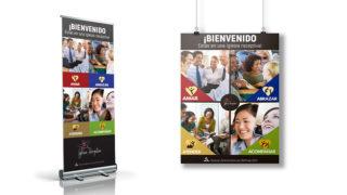 Banners – Ministerio de Recepción | Iglesia + Receptiva