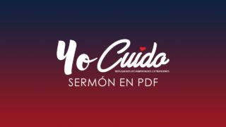 PDF – Sermón del Día Mundial del Joven Adventista 2020