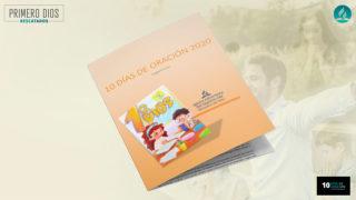Sugerencias de Programación para niños | 10 Días de Oración 2020