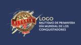 Logo – Día mundial de los Conquistadores y Bautismo de Primavera