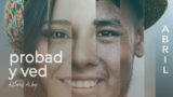 Videos <b>Abril</b> –  Probad y Ved 2020