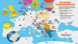 Mapa Misionero 2º Trim. 2020
