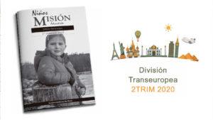 (2ºTrim20: Menores) Informativo Mundial de las Misiones