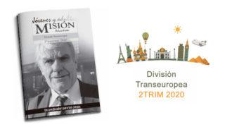 (2ºTrim20: Adultos) Informativo Mundial de las Misiones