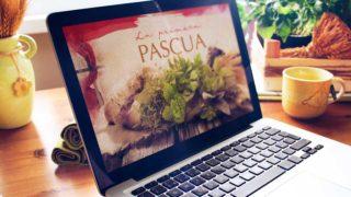 Imágenes p/ las redes sociales: Primera Pascua | Semana Santa 2020