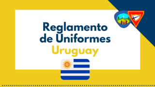 Reglamento de Uniformes – RUD – Uruguay