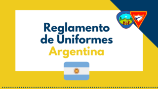 Reglamento de Uniformes – RUD – Argentina