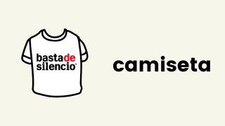 Camiseta | Basta de Silencio 2020
