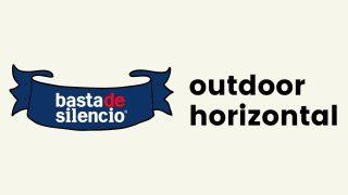 Outdoor Horizontal | Basta de Silencio 2020