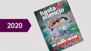 Revista para niños | Basta de Silencio 2020